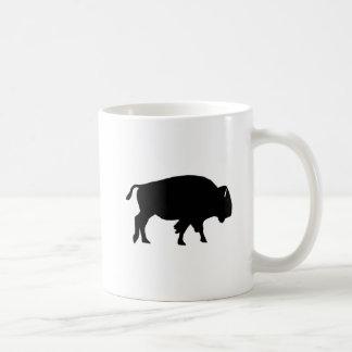 Amerikanischer Bison-Ikone Kaffeetasse