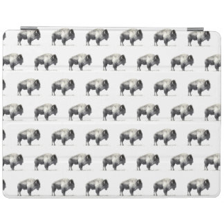 Amerikanischer Bison iPad Smart Cover
