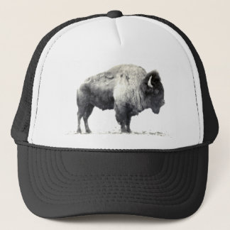 Amerikanischer Bison Truckerkappe