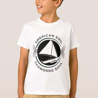Amerikanischer Boden, Chamorro Soul-offizielle T-Shirt