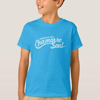 Amerikanischer Boden, der T - Shirt der Chamorro