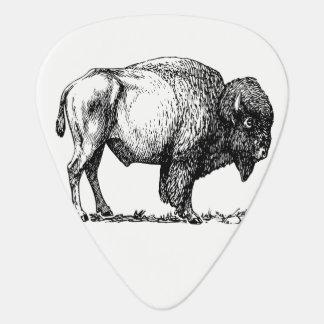 Amerikanischer Büffel-Bison Plektron