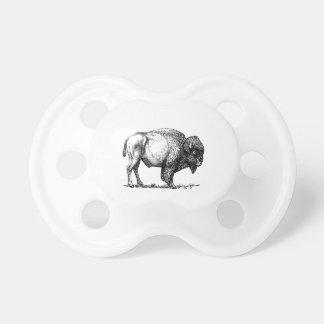 Amerikanischer Büffel-Bison Schnuller