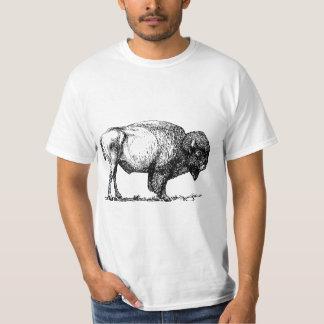 Amerikanischer Büffel-Bison T-Shirt
