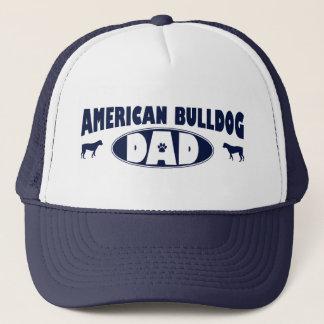 Amerikanischer Bulldoggen-Vati Truckerkappe