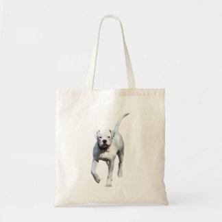 Amerikanischer Bulldoggen-Welpe Tragetasche