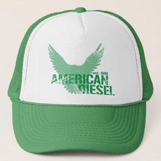 Amerikanischer Diesel II Truckerkappe