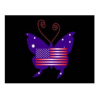 Amerikanischer Diva-Schmetterling