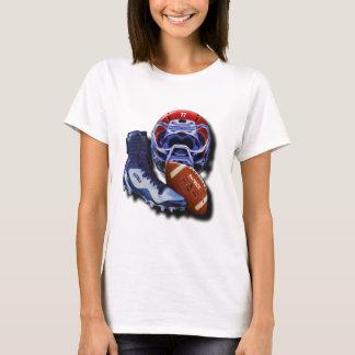 Amerikanischer Fußball-oder T-Shirt