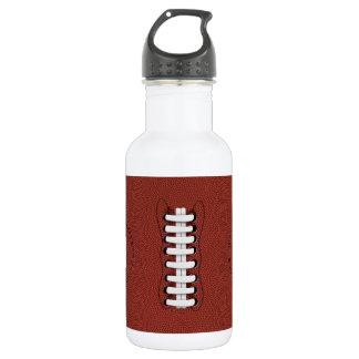 Amerikanischer Fußball trägt die personalisierte Trinkflasche
