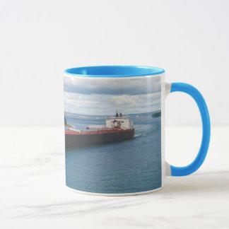 Amerikanischer Geist, Great Lakes Schiffs-Tasse Tasse