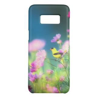 Amerikanischer Goldfinch und Coreopsis Case-Mate Samsung Galaxy S8 Hülle