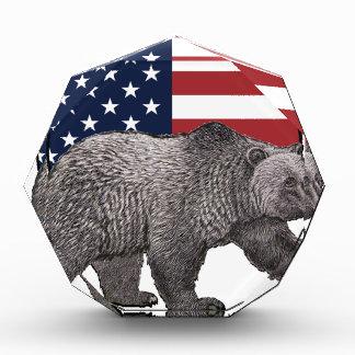 Amerikanischer Graubär Auszeichnung