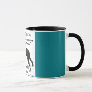 Amerikanischer Herr - Boston-Terrier-Tasse Tasse