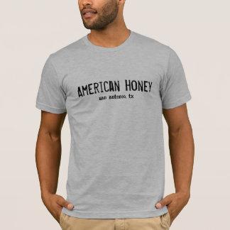 Amerikanischer Honig, San Antonio, tx T-Shirt