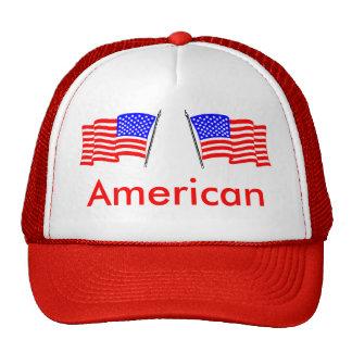 Amerikanischer Hut Baseballcaps
