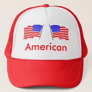 Amerikanischer Hut Truckerkappe