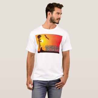 Amerikanischer Patriot-T - Shirt