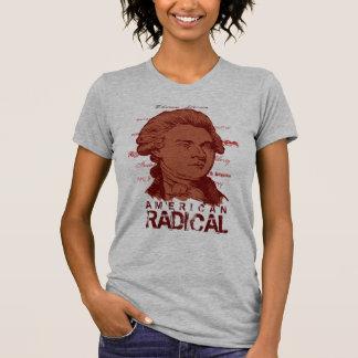Amerikanischer radikaler Jefferson-T - Shirt