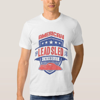 AMERIKANISCHER Reihen-Chevrolet-Führungs-Schlitten Tshirt