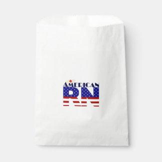 Amerikanischer RN Geschenktütchen