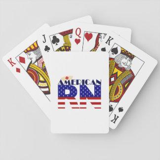 Amerikanischer RN Spielkarten