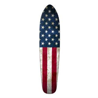 Amerikanischer Schmutz-Kreuzer-kundenspezifisches Personalisiertes Skateboard
