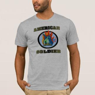 Amerikanischer Soldat T-Shirt