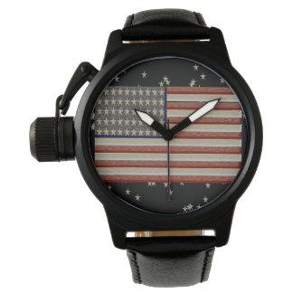 Amerikanischer Stolz Uhr