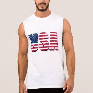 Amerikanischer Swag Ärmelloses Shirt