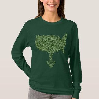 Amerikanischer Topiary T-Shirt