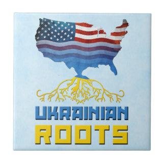 Amerikanischer Ukrainer wurzelt Keramik-Fliese Fliese