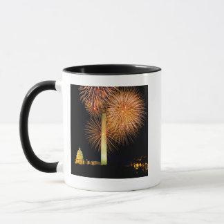 Amerikanischer Unabhängigkeitstag, Tasse