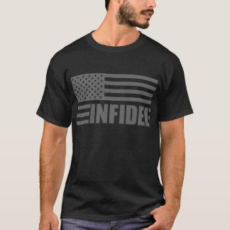 Amerikanischer Ungläubiger T-Shirt