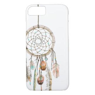 Amerikanischer Ureinwohner Dreamcatcher iPhone 8/7 Hülle