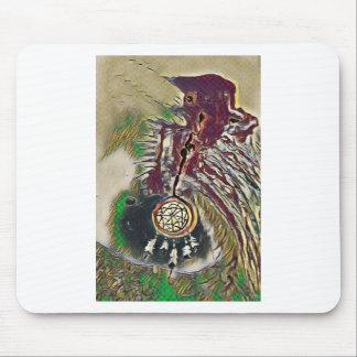 Amerikanischer Ureinwohner Dreamcatcher Mousepad