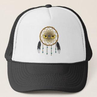 Amerikanischer Ureinwohner Kokopelli Truckerkappe