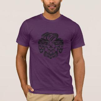 Amerikanischer Ureinwohner, Nordwestamerikanischer T-Shirt