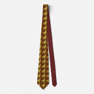 Amerikanischer Vintager Adler, addieren Text Individuelle Krawatten
