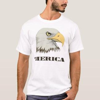 Amerikanischer Weißkopfseeadler für Merica T-Shirt