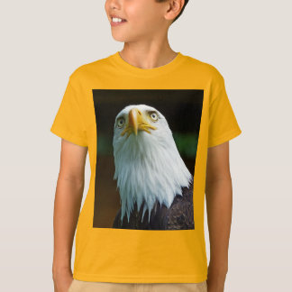 Amerikanischer Weißkopfseeadler-Kopf 2.1.2 T-Shirt