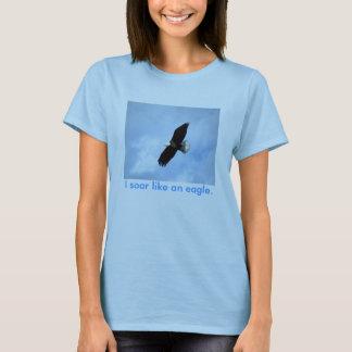 Amerikanischer Weißkopfseeadler, unser nationales T-Shirt