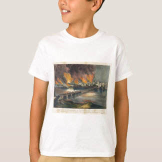 Amerikanischer ziviler Krieg der Fall von Richmond T-Shirt