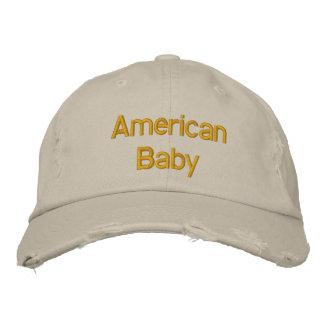 Amerikanisches Baby Baseballmütze