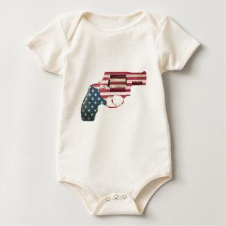 Amerikanisches Erbe Baby Strampler
