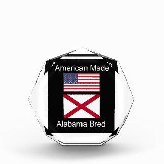 """""""Amerikanisches geborenes. Alabama züchtete"""" Auszeichnung"""