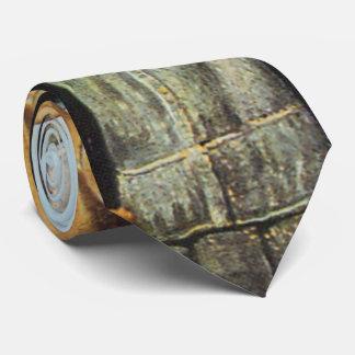 Amerikanisches gotisches bedruckte krawatte