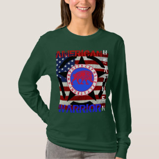 Amerikanisches heidnisches--Armee T-Shirt