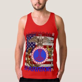 Amerikanisches heidnisches--Marinesoldaten Tank Top