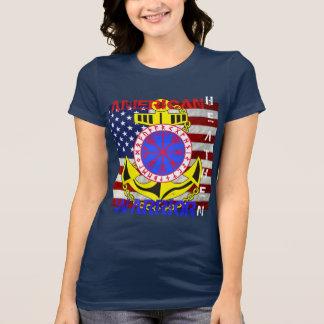 Amerikanisches heidnisches--Seemann T-Shirt